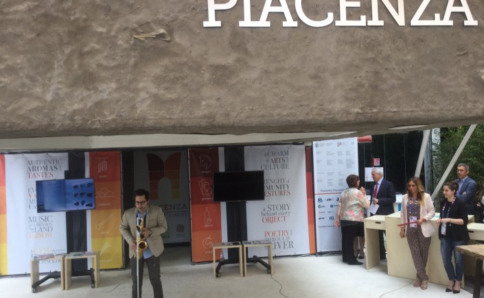 Piacenza Terra di Valori Expo Branding Piacenza