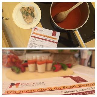 pesce e pomodori cotti